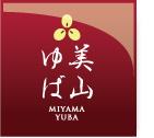 京・美山ゆばゆう豆ロゴ